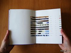 Contents spread featured in an Architecture-based Monograph by Adam Rogers