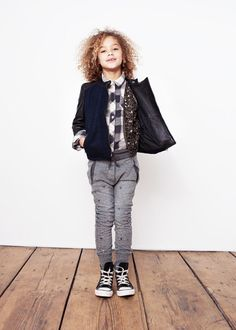"Scotch R'Belle fall 2012 <== I would wear this outfit in a ""slightly"" bigger size, of course, lol"