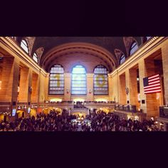 Grand Central, New York.