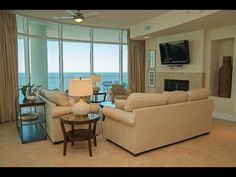 Turquoise Place 1101C - Orange Beach, AL. 4 bedroom beachfront ...