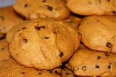 Pumpkin Chocolate Chip Cookies {Paleo} -