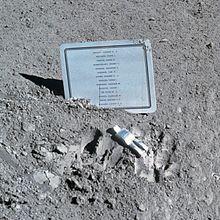Fallen Astronaut - Paul Van Hoeydonck