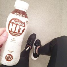 Bit of a treat last night after shoulders and back a @horleys protein rtd shake because I left mine at work! . Lucky @cityfitnessnz has a sweet vending machine with all the supp goodies you could want  . This was actually a really nice change besides probably having a bit more sugar in it than my usual shake this was so yummy  . Also just about run of protein powder as home any recommendations for your fav brand?     #happiness #balance #selfie #riseandgrind #squats #fitfam #girl…