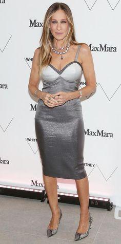 Sarah Jessica Parker in Max Mara.