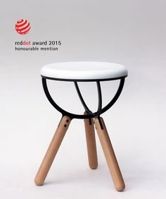 Poetic And Humoristic Companion Stools By Phillip Grass - Companion stools phillip grass