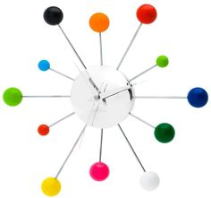 cool clock for any childs room