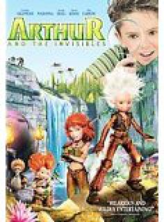 16 Best Book-Based Movies for Kids Ages 6 to 12: Arthur and the Ivisibles