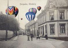 Luftballong- airballon