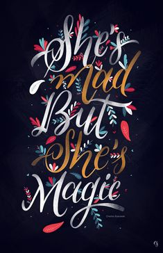 25 Remarkable Lettering and Typography Design for Inspiration 2017 Typography, Creative Typography, Typography Quotes, Creative Fonts, Calligraphy Letters, Typography Letters, Hand Typography, Calligraphy Doodles, Typography Prints