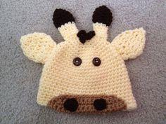 Giraffe Beanie!