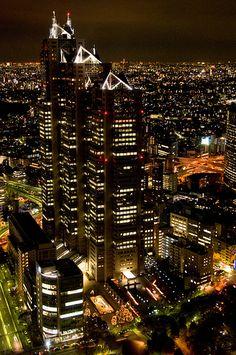 ✮ Tokyo at Night, Japan