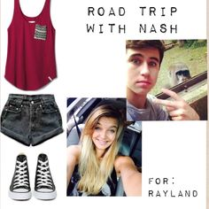 By Megan For Rayland Road Trip With Nash.