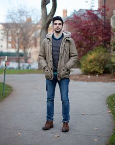 Street Style: Providence, Rhode Island: Style: GQ
