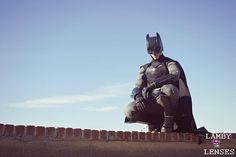 Ein Design-Student hat einen funktionstüchtigen Batsuit gebastelt