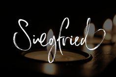 Siegfried by Ojes Studio on @creativemarket