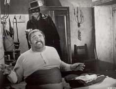 Guy Williams y Henry Calvin en el Zorro