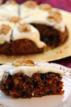 Kuchnia w wersji light: Bezglutenowe ciasto marchewkowe