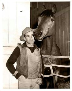 Seabiscuit with Jockey George Woolf