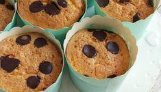 Brioșe keto din făină de migdale – Rețete LCHF Low Carbon, Lchf, Doughnut, Keto Recipes, Muffin, Mai, Breakfast, Desserts, Food
