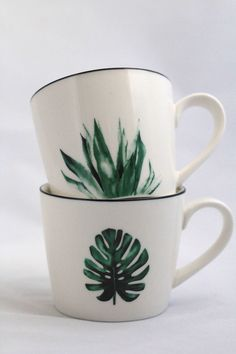 The best things come in pairs. Home Accessories, Planter Pots, Dining Room, Good Things, Pairs, Mugs, Tableware, Design, Dinnerware