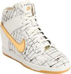6640584f5bd5 Nike Dunk Sky Hi Paris sneakers