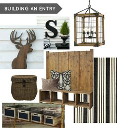 Build a Welcoming Entry :: Home Decorating