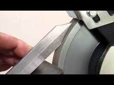 How to Sharpen a Parting Tool