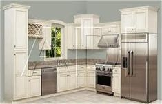 10x10 kitchen layout | 10x10 Kitchen Layout With Island B