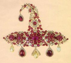 Nizams of Hyderabad jewels
