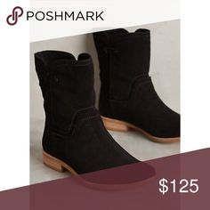 "NIB Splendid Palisade Black Boots NEW in box, previously sold at Anthropologie. Size 6. Also available in color "" nut "" size 6.5 Splendid Shoes Ankle Boots & Booties"