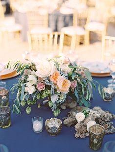 Photography: Lane Dittoe - lanedittoe.com  Read More: http://www.stylemepretty.com/2015/02/02/elegant-santa-barbara-jewish-wedding/