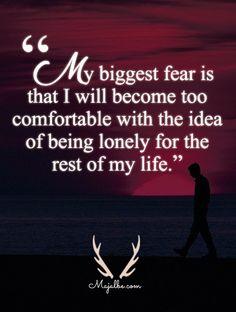 I'm Afraid Love Quotes