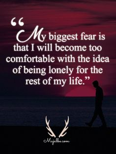 I'm Afraid Love Quotes