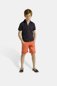 Toobydoo Polo Shirt from Mini Ruby