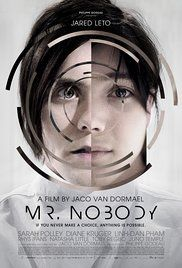 Mr. Nobody is really somebody ....but you'll have to watch this to know who he really is...