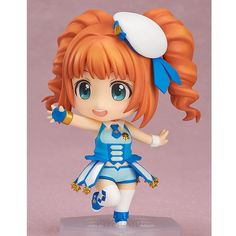 THE IDOLMASTER PLATINUM STARS Nendoroid Co-de : Yayoi Takatsuki [Twinkle Star Co-de]