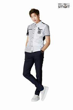 🎐Teamwork makes the dream work🎐 ~RM Namjoon, Taehyung, Rapmon, Bts Bangtan Boy, Bts School, Smart School, Boys Uniforms, School Uniforms, Bts Concept Photo