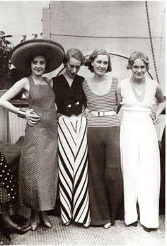 Die 63 Besten Bilder Von 20er 30er Jahre Mode Fashion History
