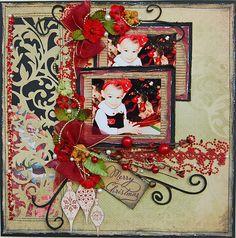 Merry Christmas- My Creative Scrapbook - Scrapbook.com