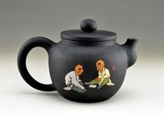 #pottery teapot