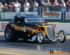 Drag Racing-Altered