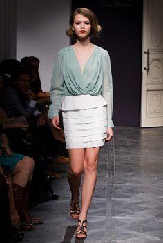 LUBLU-chiffon dress