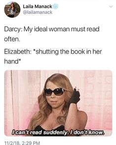 Are the shades of Pemberley to be thus polluted? Jane Austen Books, Jane Eyre, Classic Literature, Classic Books, Mr Darcy, Book Memes, Pride And Prejudice, Book Nerd, Love Book
