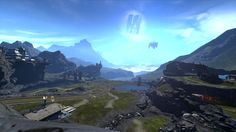 the highlands | The Highlands is an area in Borderlands 2 . The town of Overlook is ...
