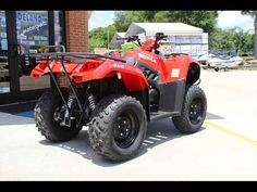 New 2016 Kymco MXU 450i ATVs For Sale in Florida.