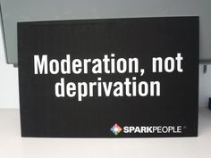 With SparkPeople, nothing is off limits!