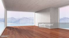 View top-quality stock photos of Empty Room With Parquet Flooring Rendering. Find premium, high-resolution stock photography at Getty Images. Empty Spaces, Empty Room, Clean Space, Parquet Flooring, White Space, Font Styles, 3d Rendering, Royalty Free Images, House Design