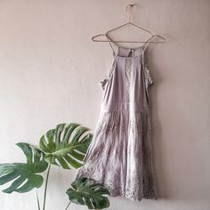 Light Grey/Purple lace dress from YDE. Purple Lace, Save The Planet, Selling Online, Second Hand Clothes, Thrifting, Lace Dress, Stuff To Buy, Dresses, Fashion