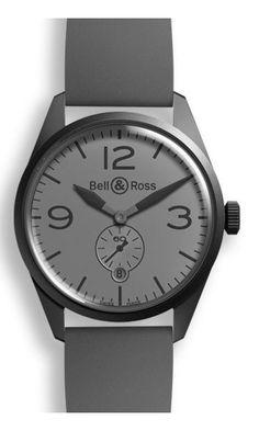 Montre bell-ross BR 123 Commando VINTAGE BR-Vente en ligne et prix d'achat des montres Bell & Ross