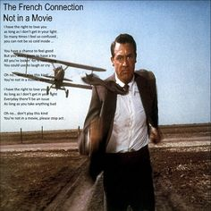 """Hello ! This is The French Connection . Watch """"Not in a Movie"""" https://www.youtube.com/watch?v=Os_UyJOer3M keep in Touch ."""